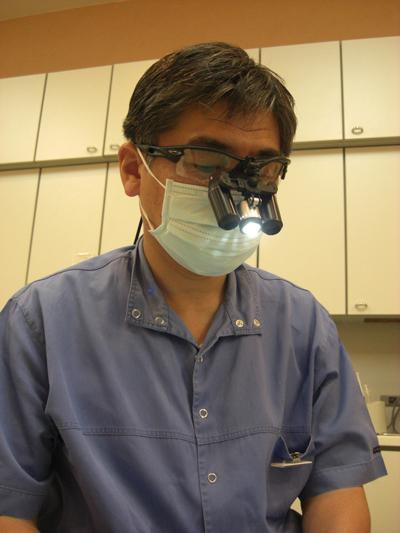 3.体に害のないデジタルレントゲンを採用